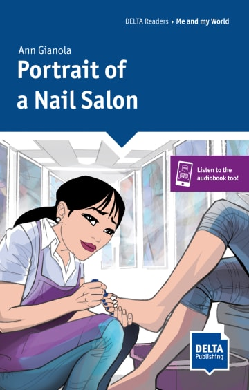 Cover Portrait of a Nail Salon 978-3-12-501131-1