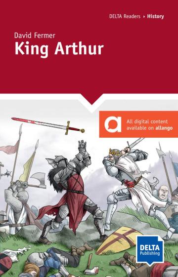 Cover King Arthur 978-3-12-501117-5