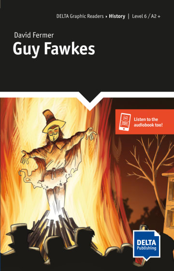 Cover Guy Fawkes 978-3-12-501118-2