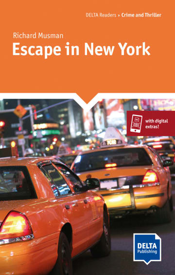 Cover Escape in New York 978-3-12-501112-0