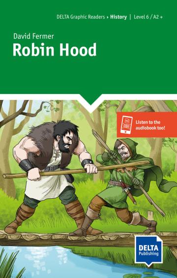 Cover Robin Hood 978-3-12-501119-9