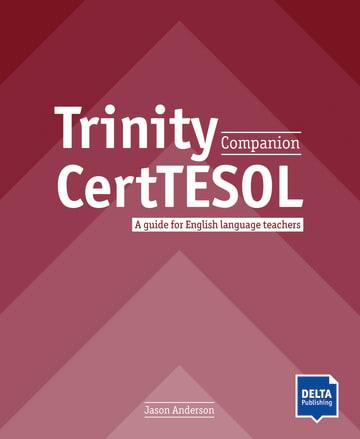 Cover Trinity CertTESOL Companion 978-3-12-501683-5