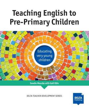 Cover Teaching English to Pre-Primary Children 978-3-12-501399-5