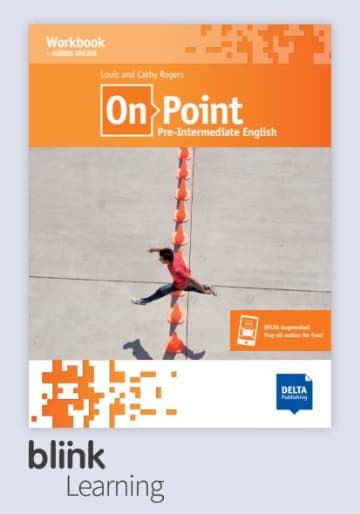Cover On Point Pre-Intermediate English (B1) NP00850126402