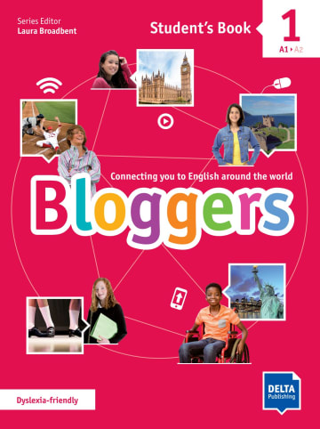 Cover Bloggers 1 978-3-12-501202-8