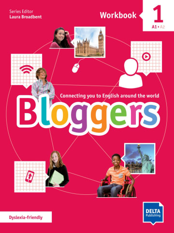 Cover Bloggers 1 978-3-12-501203-5
