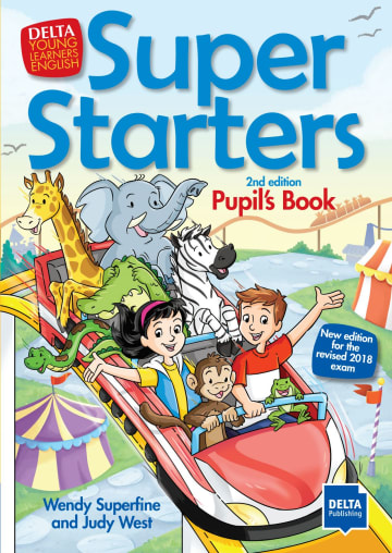 Cover Super Starters 2nd edition 978-3-12-501407-7