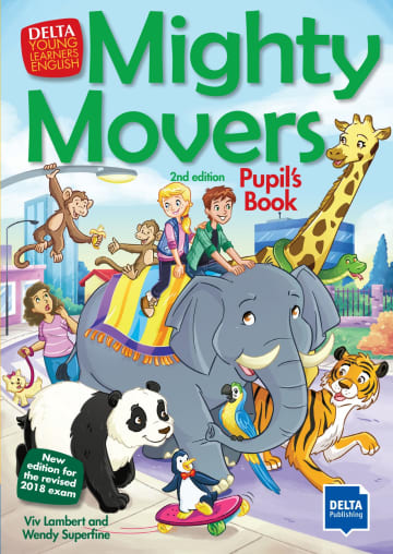 Cover Mighty Movers 2nd edition 978-3-12-501417-6
