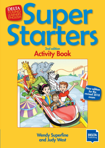 Cover Super Starters 2nd edition 978-3-12-501409-1