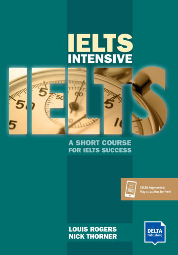 Cover IELTS Intensive 978-3-12-501580-7
