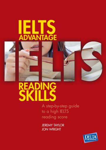 Cover IELTS Advantage Reading Skills 978-3-12-501574-6