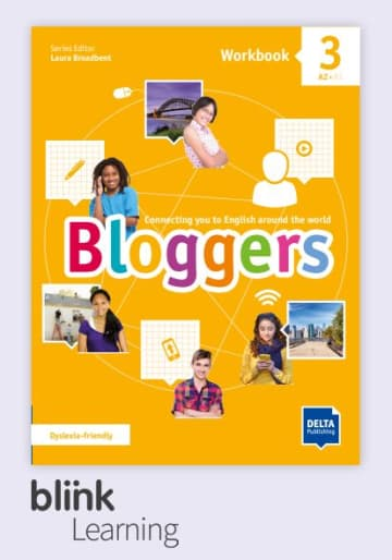 Cover Bloggers 3, A2-B1 NP00850120791