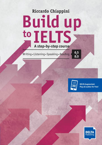 Cover Build up to IELTS - Score band 6.5 - 7.5 978-3-12-501581-4