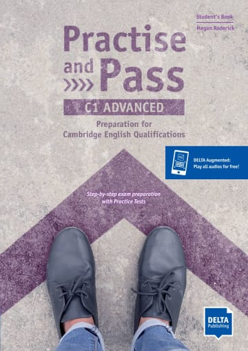 Cover Practise and Pass - C1 Advanced 978-3-12-501705-4