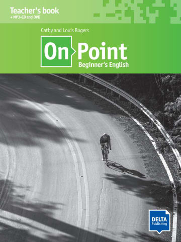 Cover On Point Beginners English (A1) 978-3-12-501267-7