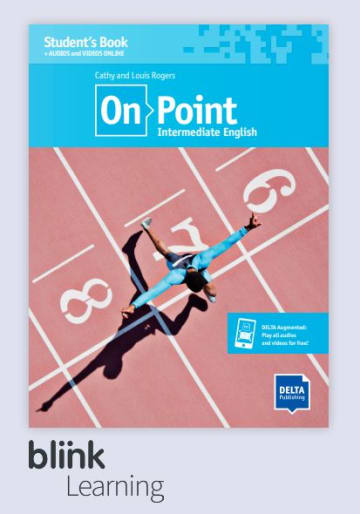 Cover On Point Intermediate English B1+ - Digital Edition NP00850127202