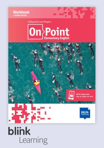 Cover On Point Elementary English A2 - Digital Edition NP00850126991