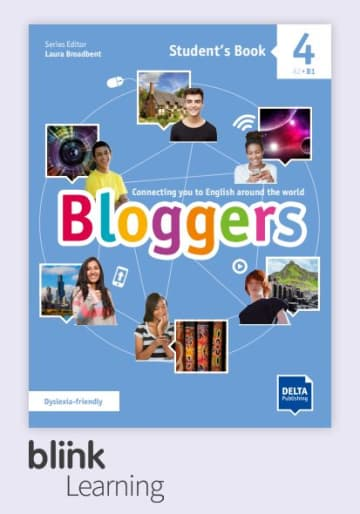 Cover Bloggers 4, A2-B1 NP00850120801
