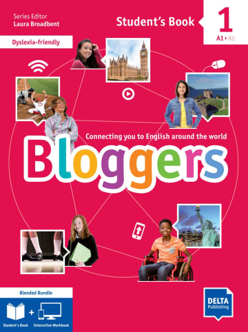 Cover Bloggers 1 A1-A2 Blended Bundle 978-3-12-501218-9