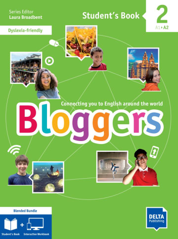 Cover Bloggers 2 A1-A2 Blended Bundle 978-3-12-501219-6