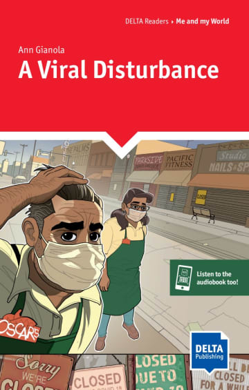 Cover A Viral Disturbance 978-3-12-501134-2