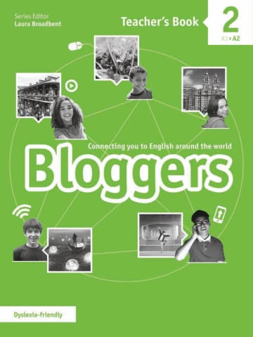 Cover Bloggers 2 978-3-12-501215-8