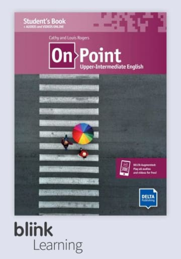 Cover On Point Upper-Intermediate English (B2) NP00850127590