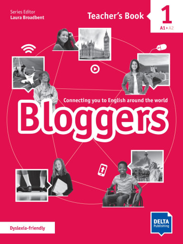 Cover Bloggers 1 978-3-12-501214-1