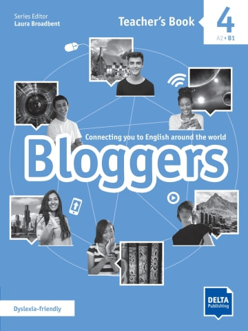 Cover Bloggers 4 978-3-12-501217-2
