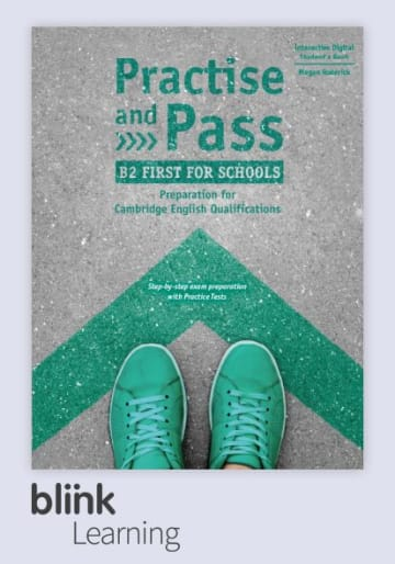 Cover Practise and Pass B2 First for Schools - Digital Edition NP00850170491