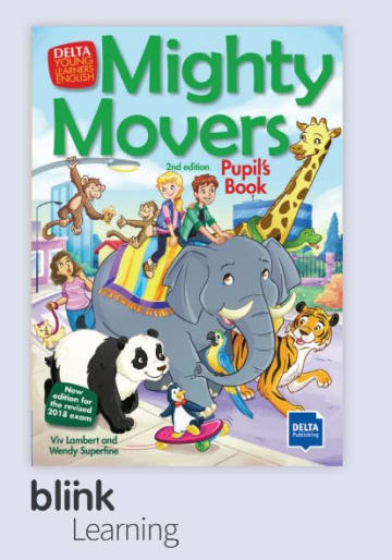 Cover Mighty Movers Second Edition - Digital Edition NP00850139501