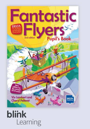 Cover Fantastic Flyers Second Edition - Digital Edition NP00850139191