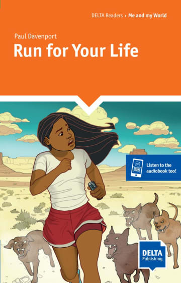 Cover Run for Your Life 978-3-12-501143-4