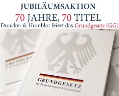 70 Jahre Grundgesetz