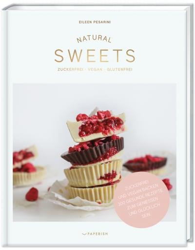 Backbuch Natural Sweets
