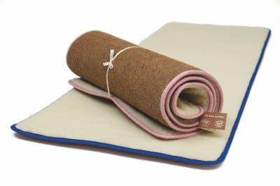 Yogamatte ohne Plastik