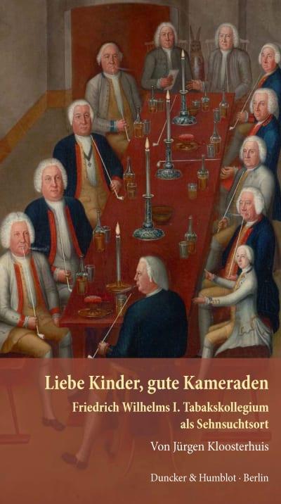 Cover Liebe Kinder, gute Kameraden
