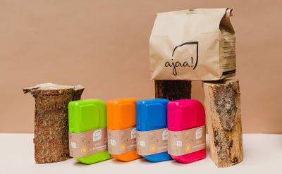 Die Brotdosen von ajaa! in vielen Farben