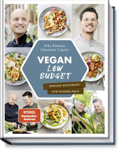 Kochbuch Vegan Low Budget