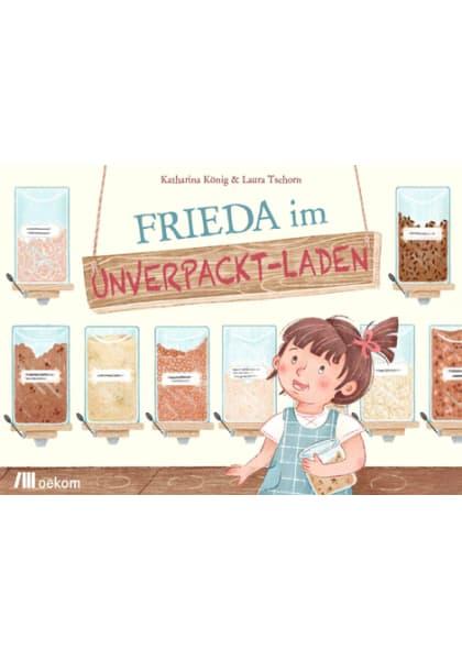 Cover für Frieda im Unverpackt-Laden