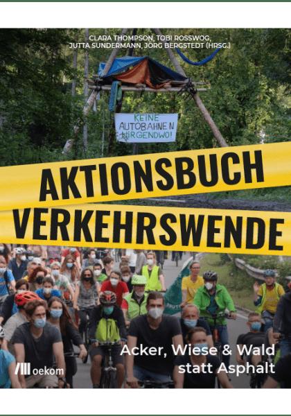 Cover für Aktionsbuch Verkehrswende