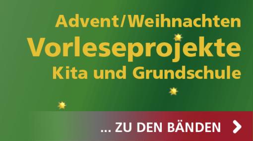 Hase und Igel Verlag - Vorleseprojekte für den Advent