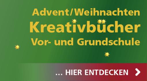 Hase und Igel Verlag - Kreativbücher für den Advent