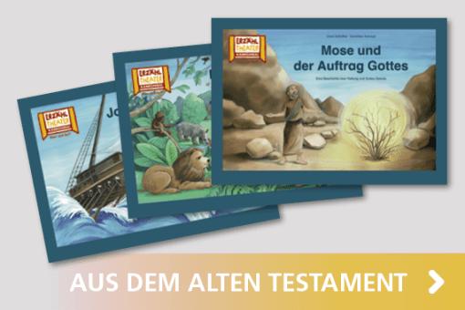 Kamishibai - Geschichten aus dem Alten Testament