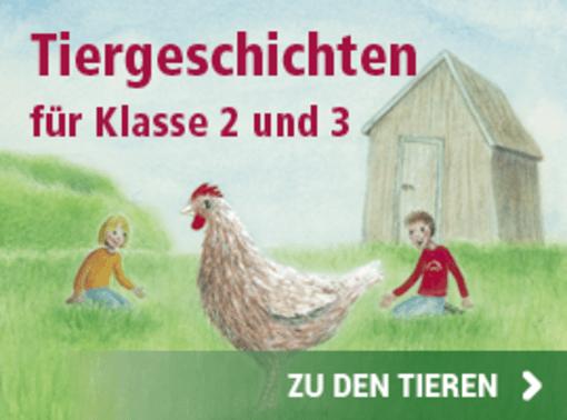 Hase und Igel Verlag - Tiergeschichten für Klasse 2 und 3