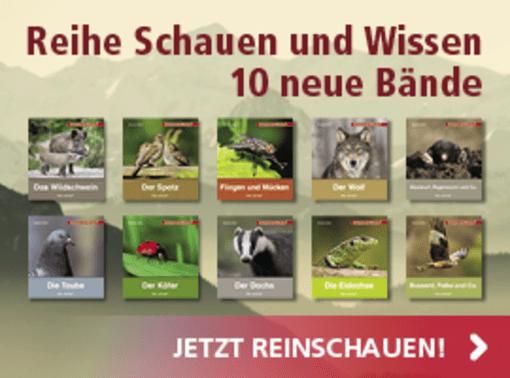 Hase und Igel Verlag - Schauen und Wissen Tiere