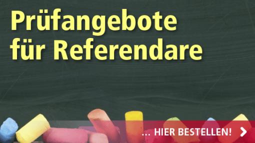 Angebote für Referendare | Hase und Igel Verlag