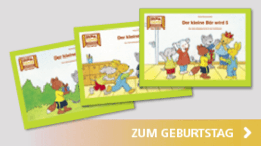 Kamishibai Geburtstag im Kindergarten | Hase und Igel Verlag