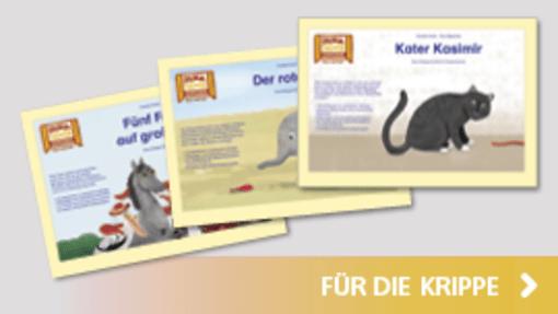 Kamishibai in der Krippe | Hase und Igel Verlag