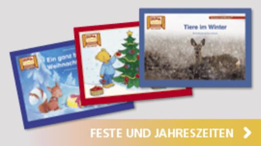 Kamishibai Feste und Jahreszeiten | Hase und Igel Verlag